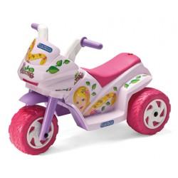 Elektrická motorka Mini Princess