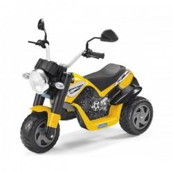 Elektrická motorka Scrambler Ducati