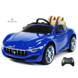 Maserati Alfieri s 2,4G DO,otv.dverami, nastaviteľným volantom, pérovaním, USB, SD, Mp3 playerom, LED osvetlením, ťažným madlom