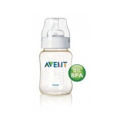 PES Fľaša 260 ml bez BPA – 2 ks