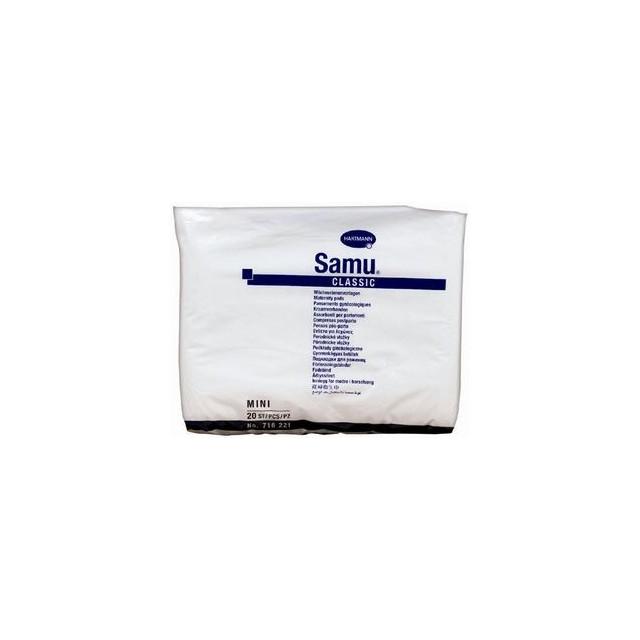 Popôrodné hygienické vložky SAMU 20 KS