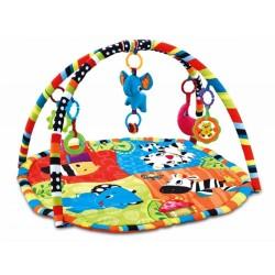 Vzdelávacia hracia deka ECO TOYS - Animals