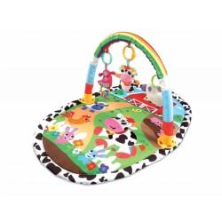 Vzdelávacia hracia deka ECO TOYS - Zvieratká