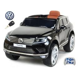 Volkswagen Touareg s 2.4G DO, EVA kolesami, otváracími dverami, LED, FM, USB, modrá metalíza