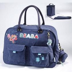 prebaľovacia taška Denim