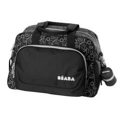 prebaľovacia taška Geneva čierna