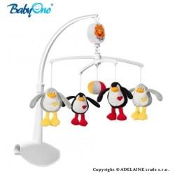 Kolotoč nad postieľku Baby Ono - Tučňáčci