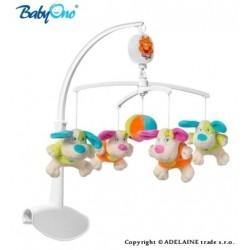 Kolotoč nad postieľku Baby Ono - Psíkovia