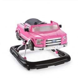 Chodítko 3v1 Ford F-150 Pink