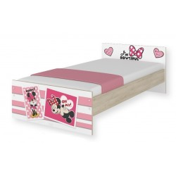 Detská junior posteľ Disney 180x90cm - Minnie