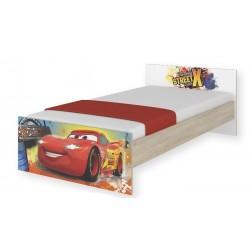 Detská junior posteľ Disney 180x90cm - Cars
