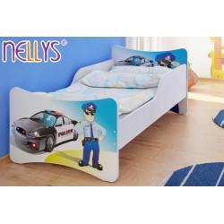 Detská posteľ POLICE
