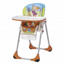 Jedálenská stolička Polly 2v1 - Dolly