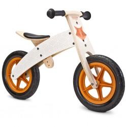 Detské odrážadlo bicykel Toyz Woody beige