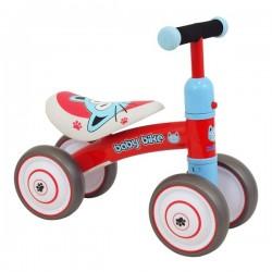 Detské odrážadlo Baby Mix Baby Bike red
