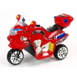 Motorka FX stredna velkosť červená
