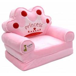 Detské kresielko rozkladacie 3v1 - Princess