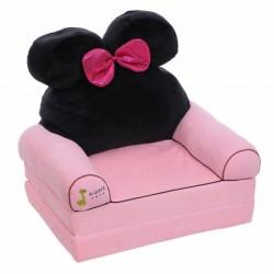 Detské kresielko rozkladacie 3v1 - Minnie
