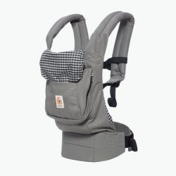 ERGOBABY | NOSIČ ORIGINAL - STEEL PLAID