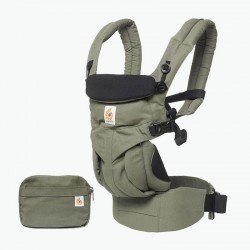 ERGOBABY | OMNI 360 COOL AIR MESH - KHAKI GREEN