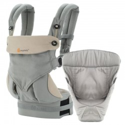 "ERGOBABY | SET ""BUNDLE OF JOY"" - GREY"