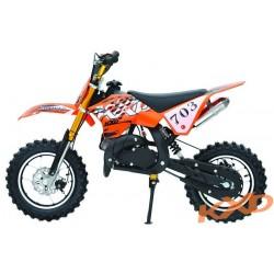Minicross KXD 703 oranžový