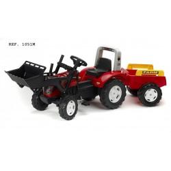 Šlapací traktor Falk Ranch