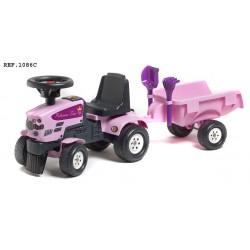 Odrážedlo traktor Baby Princess