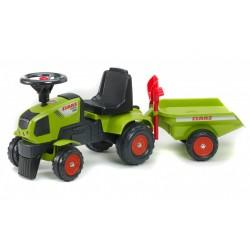 Odrážadlo traktor Baby Claas Axos 310