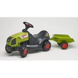 Odrážadlo traktor Baby Claas Axos 340