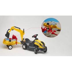 Odrážadlo traktor Baby Constructor