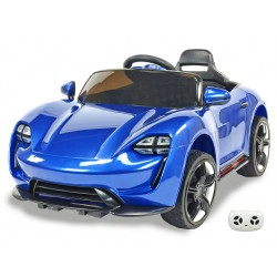 Elektrické autíčko NEON s 2.4G DO, EVA kolesami, USB digi playerom, LED efektami, vypínateľnou kývajúcou zadnou nápravou,12V