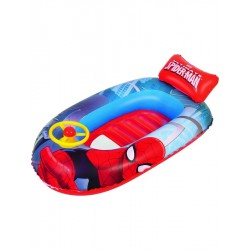 Detský nafukovací čln s volantom Bestway Spider Man