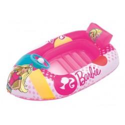 Detský nafukovací plavecký čln Bestway Barbie