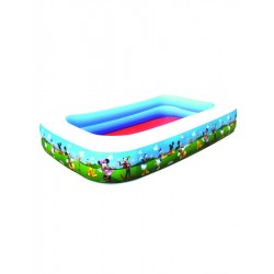 Detský nafukovací bazén Bestway Mickey Mouse a priatelia rodinný