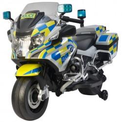 Elektrická motorka BMW R1200RT POLICIE