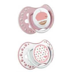 Lovi cumlíky Retro Baby, 0 - 3m, ružové
