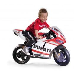 Elektrická motorka Peg-Pérego Ducati GP 12V červená