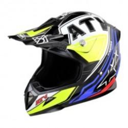 HECHT 52915 XS - prilba pre štvorkolku a motorku