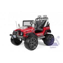 Gaucho Superpower - jeep