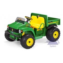 Elektrické vozidlo Peg-Pérego John Deere Gator HPX 12V zelená