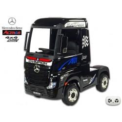 Elektrické auticko tahač Mercedes Actros 4x4
