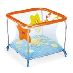 SOFT AND PLAY PLAYPEN-blue sea