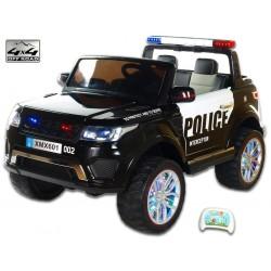 Elektrické SUV Rover Policie, 4x4, dvojmiestne
