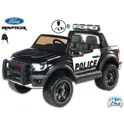 Elektrické autíčko pickup Ford Raptor policie USA