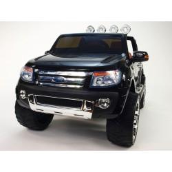 Ford Ranger LUX džíp s DO, FM rádiom, pérovaním, EVA kolesami, otváraním, čaluneným sedákom, čierna metalíza