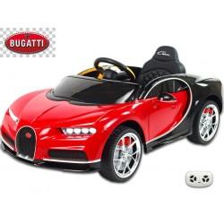 Elektrické auto Bugatti Chiron