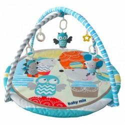 Vzdelávacia hracia deka - Výlet balónom