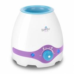 BAYBY Multifunkčný ohrievač dojčenských fliaš a sterilizátor 3 v 1