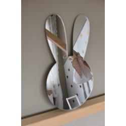 Zrkadlo Metoo na stenu - Zajačik